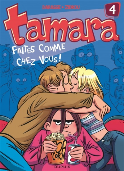 Tamara Vol 4. Faites comme chez vous !
