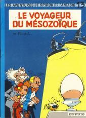 Spirou et Fantasio : Le voyageur du mésozoïque (tome 13)