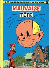 Spirou et Fantasio : La mauvaise tête (tome 8)