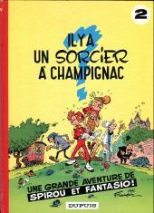 Spirou et Fantasio : Il y a un sorcier à Champignac (tome 2)