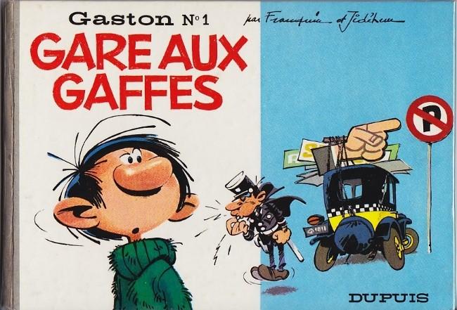 Gaston Lagaffe : Gare aux gaffes