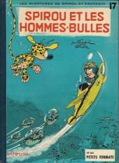 Spirou et Fantasio : Spirou et les hommes bulles (tome 17)