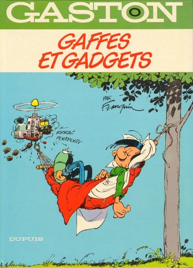 Gaston Lagaffe : Gaffes et gadgets