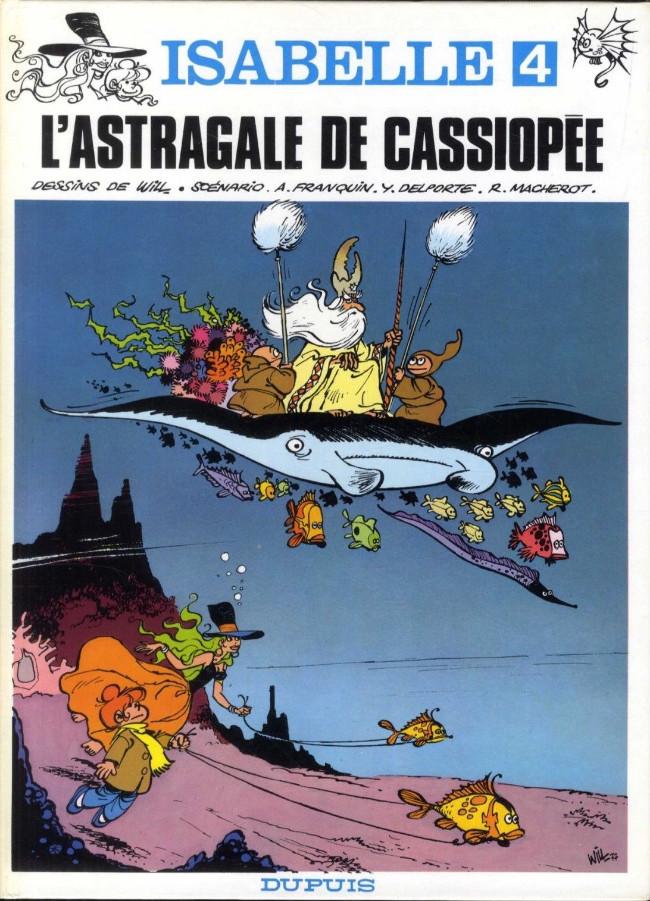 Isabelle (tome 4) : L'astragale de Cassiopée