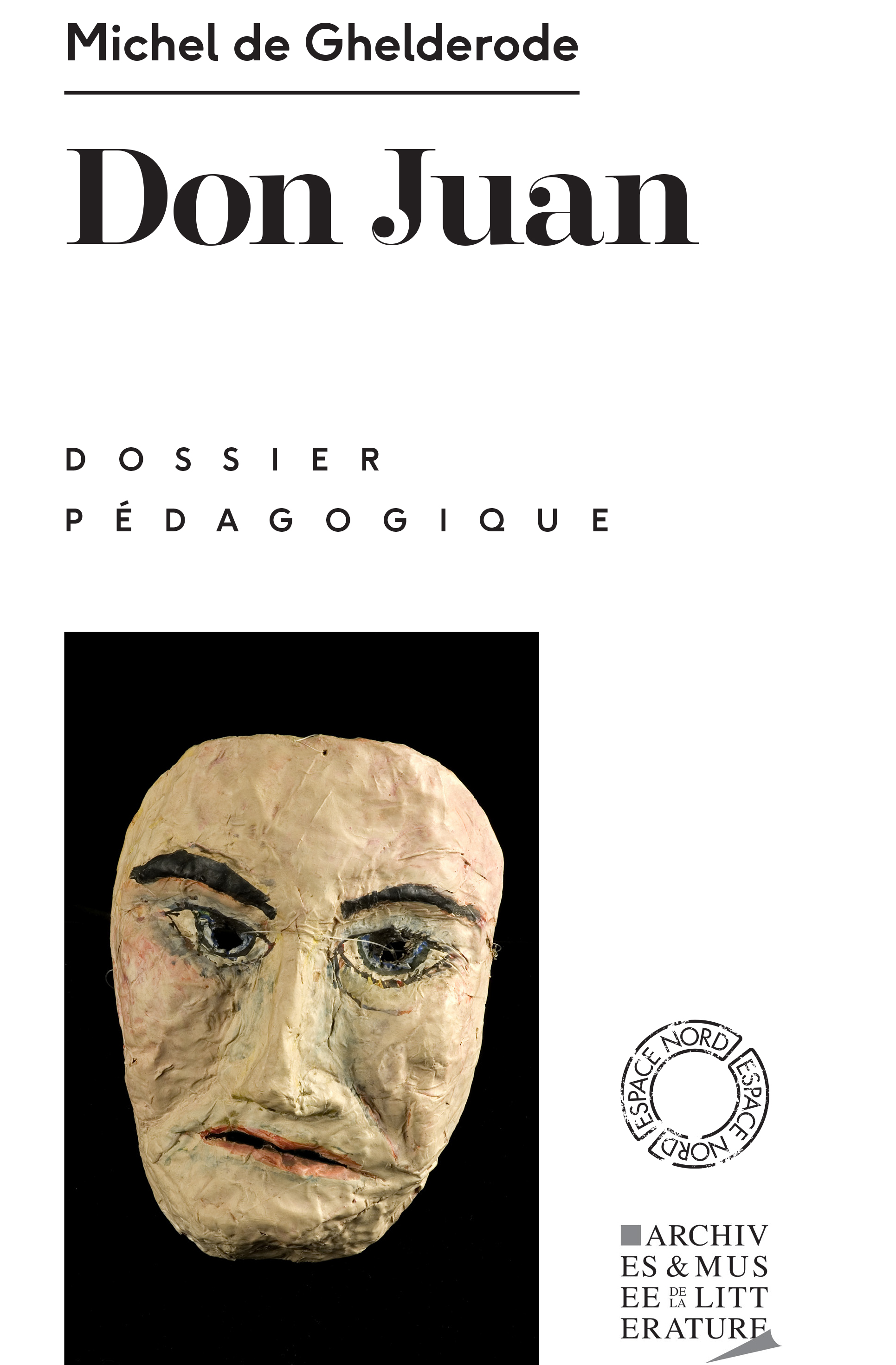 Dossier pédagogique : Don Juan
