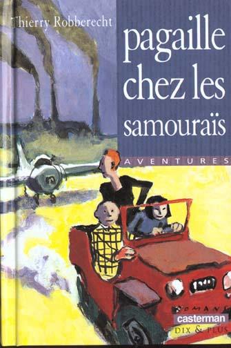 Deep Maurice et Gologan : Pagaille chez les Samouraïs (tome 1)