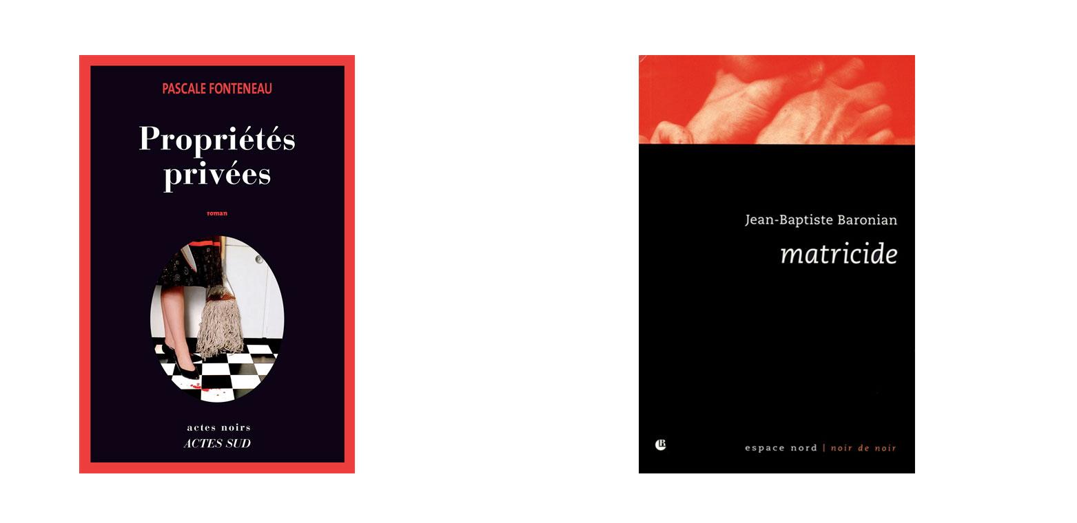 Deux auteurs emblématiques du roman noir en Belgique francophone