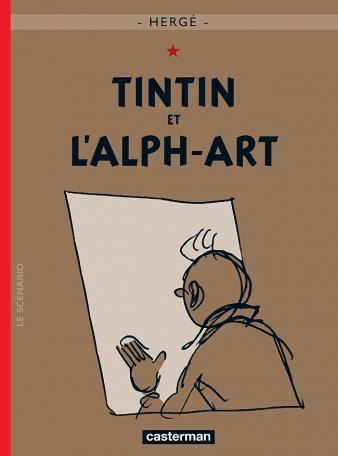 Les aventures de Tintin : Tintin et l'Alph-Art (tome 24)