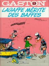 Gaston Lagaffe : Lagaffe mérite des baffes