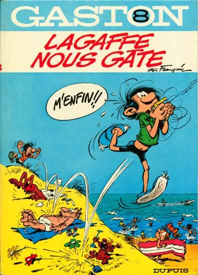 Gaston Lagaffe : Lagaffe nous gâte