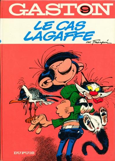 Gaston Lagaffe : Le cas Lagaffe