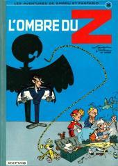Spirou et Fantasio : L'ombre du Z (tome 16)