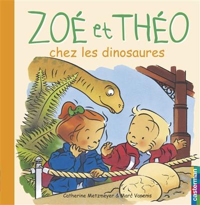 Zoé et Théo Vol 20. Chez les dinosaures