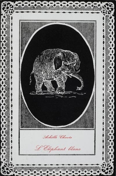 L'éléphant bleu