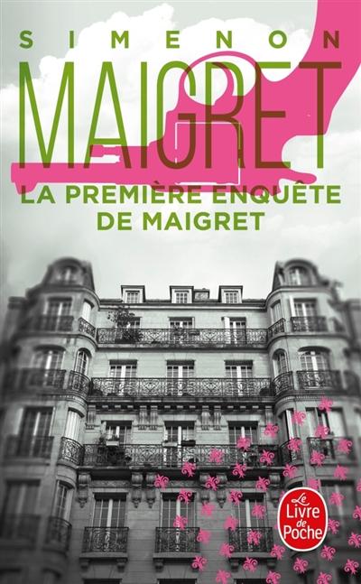 Maigret : La Première Enquête de Maigret