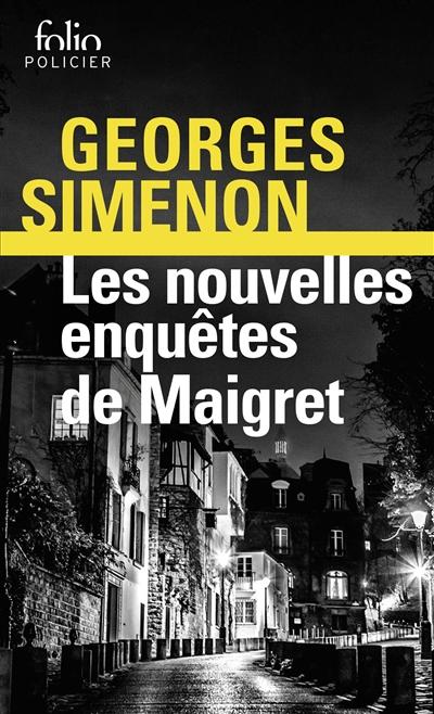Maigret : Les Nouvelles Enquêtes de Maigret