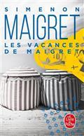 Maigret : Les Vacances de Maigret