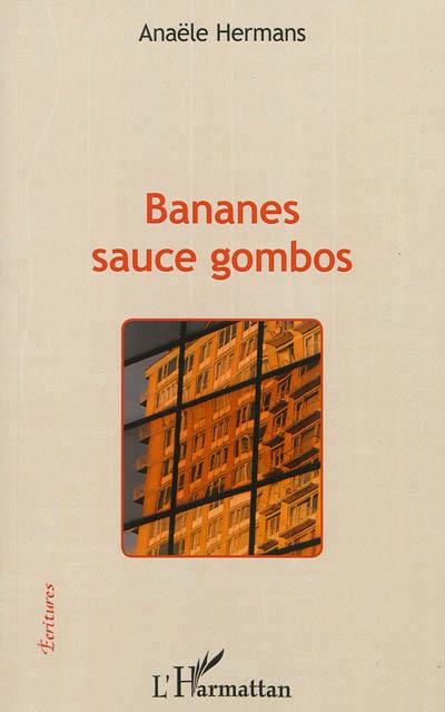 Bananes sauce gombos