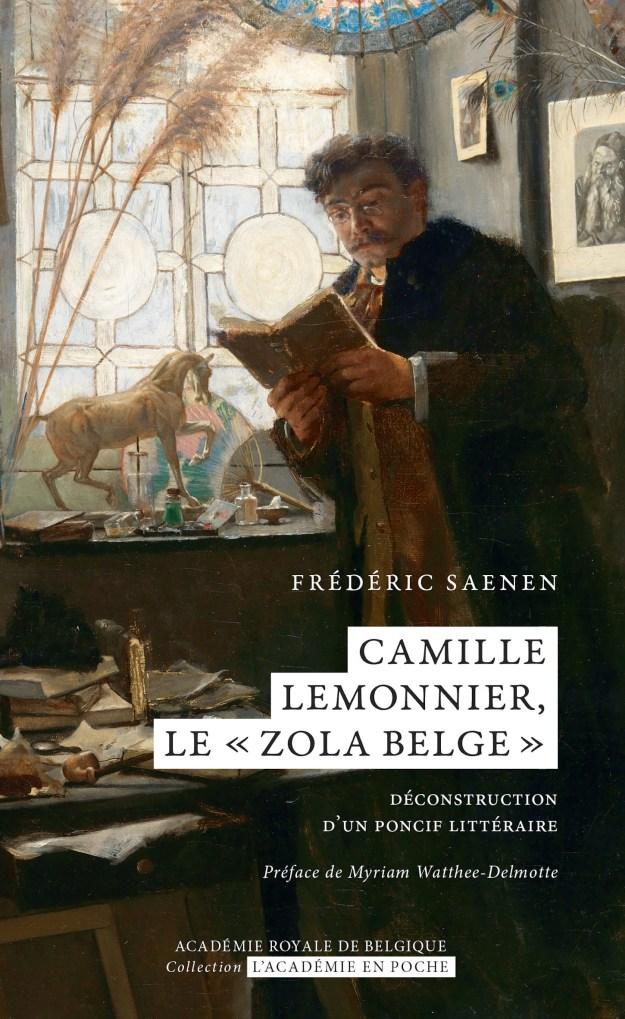 Camille Lemonnier, le «Zola belge», déconstruction d'un poncif littéraire