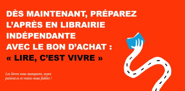 «Lire, c'est vivre» : une opération de soutien aux librairies indépendantes