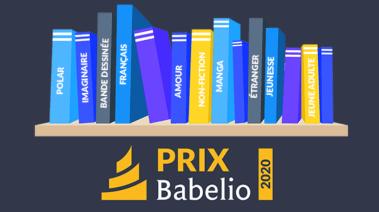 Les prix Babelio 2020 : les sélections