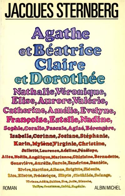 Agathe et Béatrice, Claire et Dorothée
