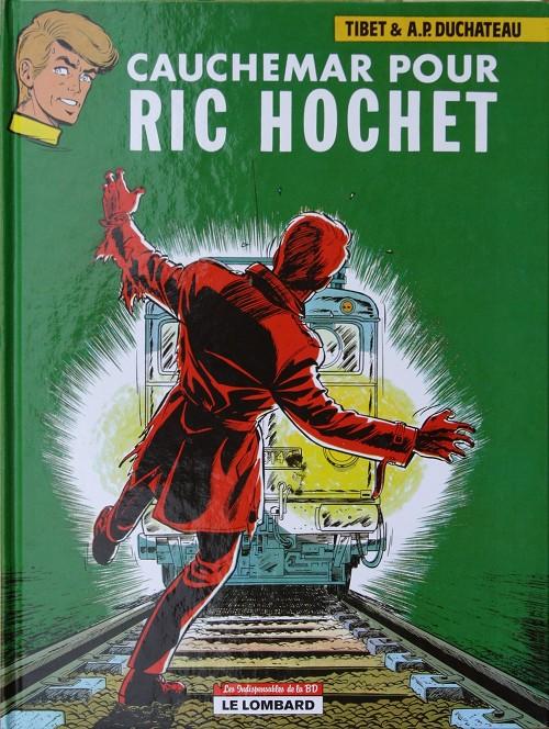 Ric Hochet (tome 11) : Cauchemar pour Ric Hochet