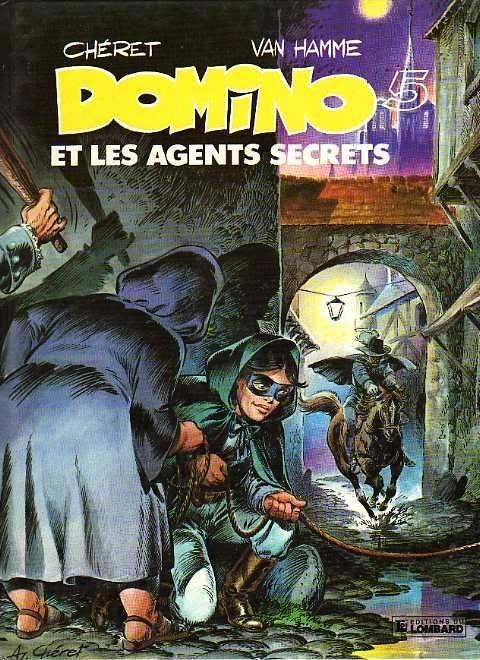 Domino (tome 5) : Domino et les agents secrets