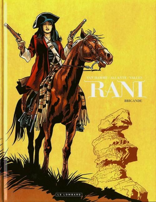 Rani (tome 2) : Brigande