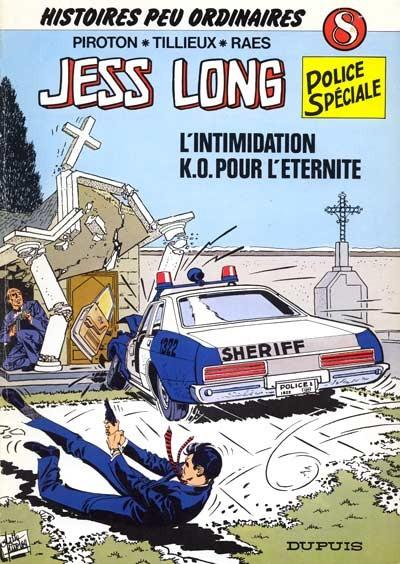 Jess Long (tome 8) : L'intimidation - K.O. pour l'éternité