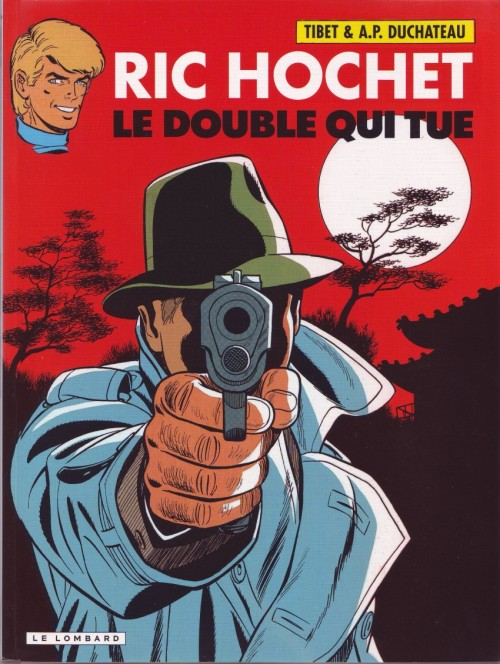 Ric Hochet (tome 40) : Le double qui tue