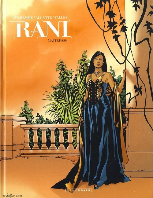 Rani (tome 4) : Maîtresse