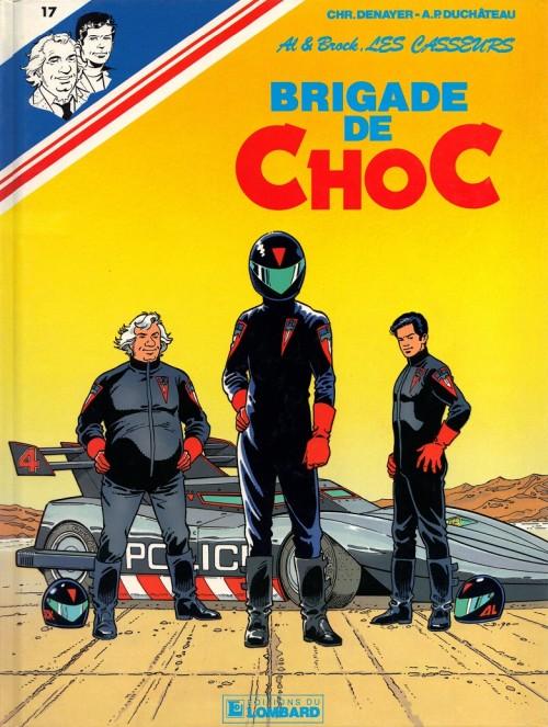 Les casseurs (tome 17) : Brigade de choc