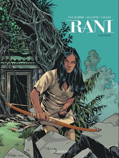 Rani (tome 5) : Sauvage