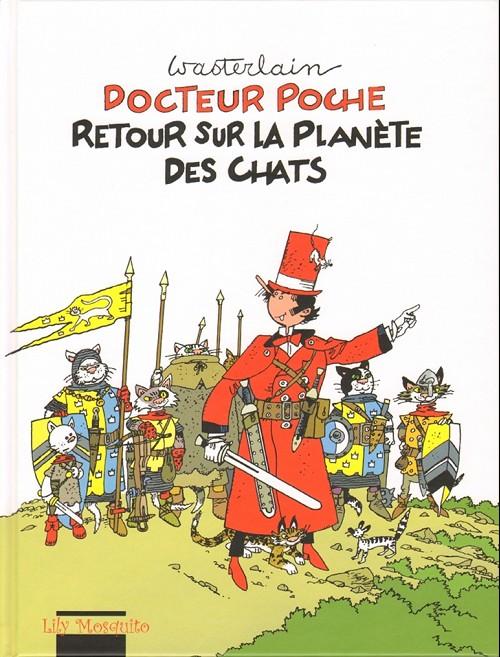 Docteur Poche (tome 15) : Retour sur la planète des chats