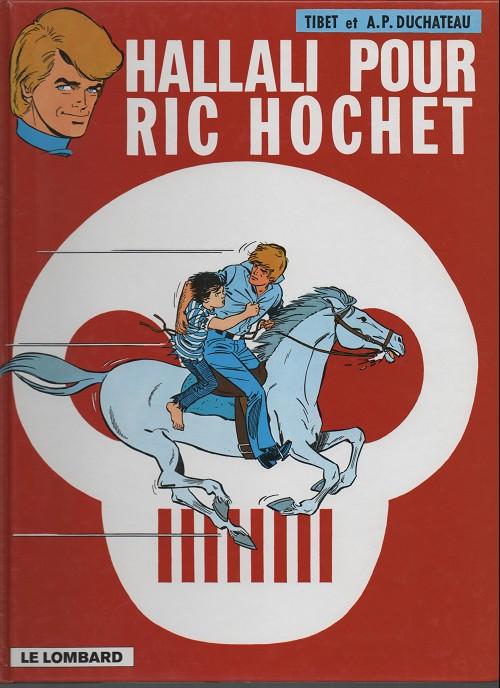 Ric Hochet (tome 28) : Hallali pour Ric Hochet
