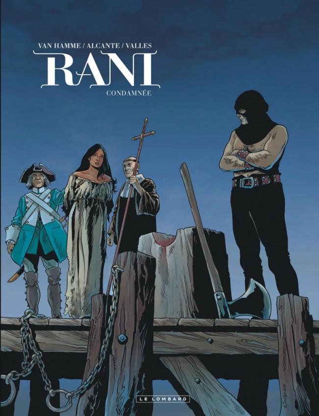 Rani (tome 6) : Condamnée