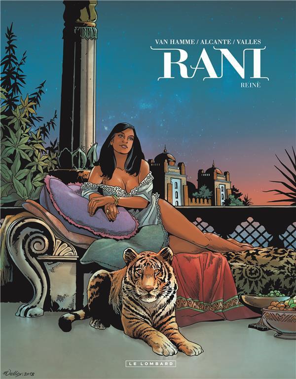 Rani (tome 7) : Reine