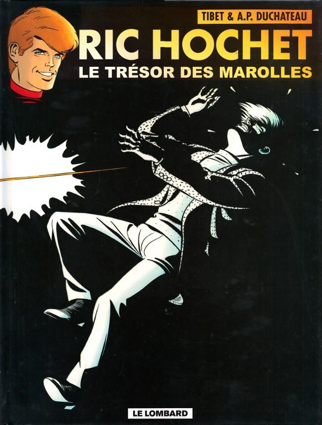 Ric Hochet (tome 72) : Le trésor des Marolles