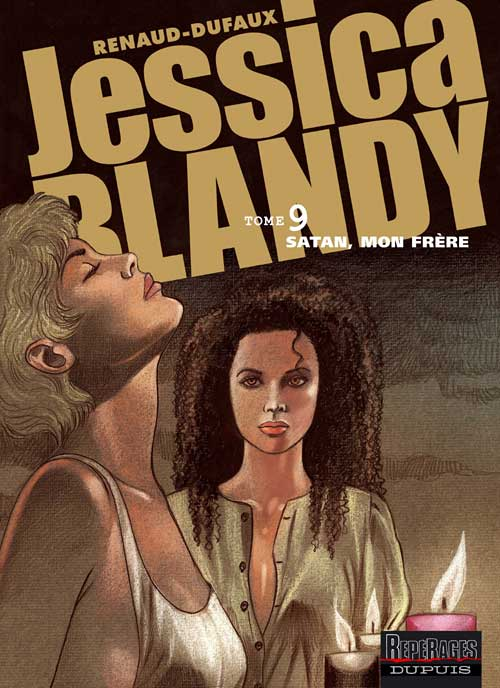 Jessica Blandy Intégrale Tome 2 - Jean Dufaux,Renaud Denauw