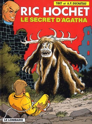Ric Hochet (tome 48) : Le secret d'Agatha