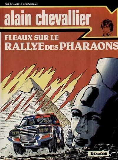 Alain Chevallier (tome 15) : Fléaux sur le rallye des pharaons