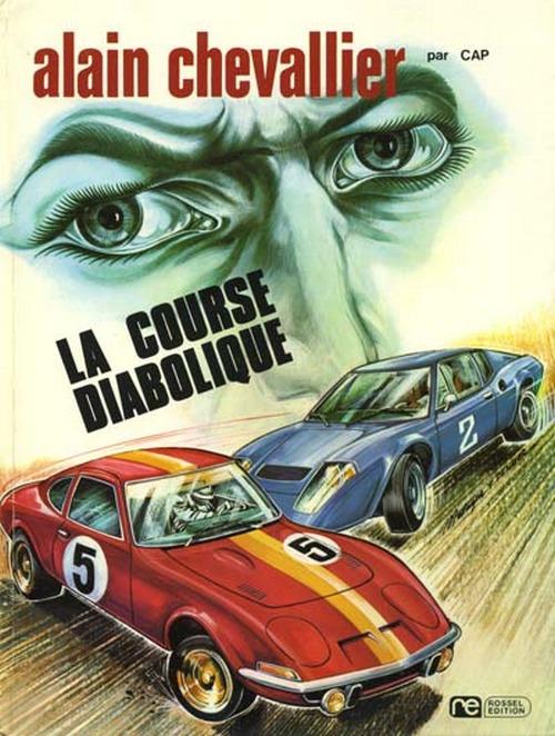 Alain Chevallier (tome 2) : Course diabolique