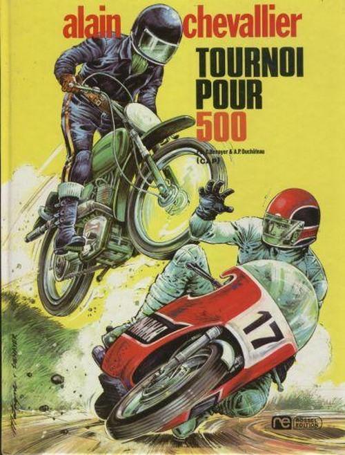 Alain Chevallier (tome 3) : Tournoi pour 500