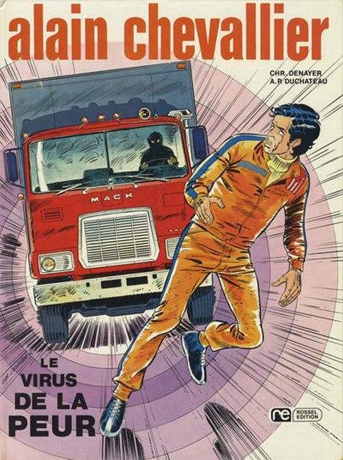 Alain Chevallier (tome 6) : Le virus de la peur