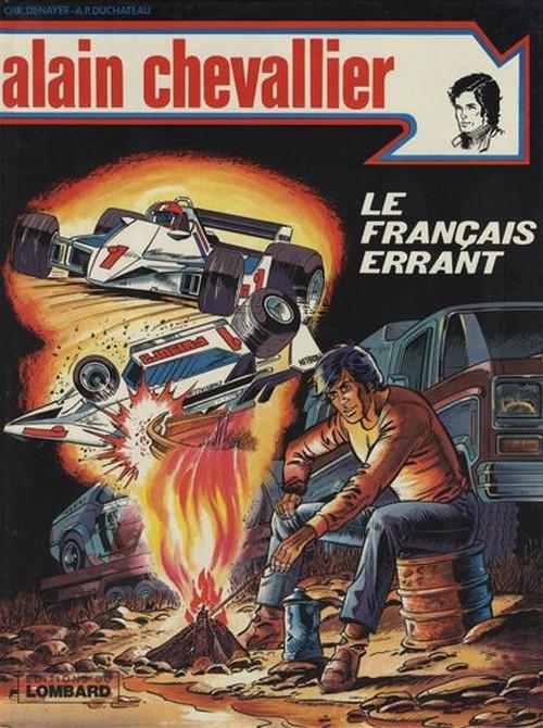 Alain Chevallier (tome 12) : Le Français errant