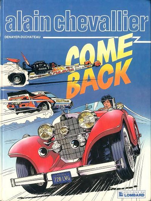 Alain Chevallier (tome 16) : Come back