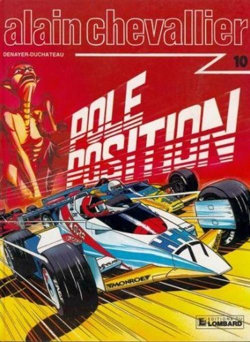 Alain Chevallier (tome 17) : Pole position