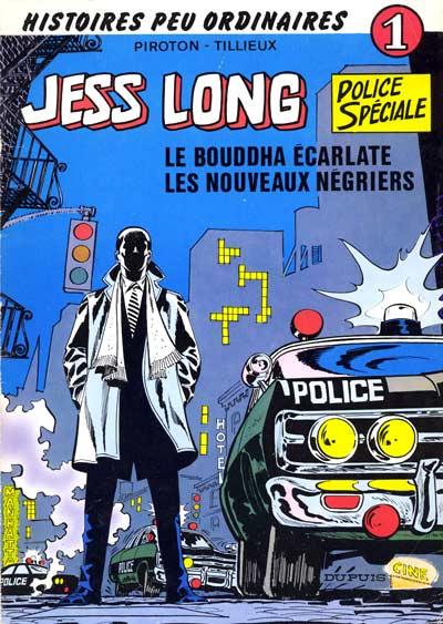 Jess Long (tome 1) : Le bouddha écarlate - Les nouveaux négriers
