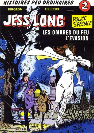 Jess Long (tome 2) : Les ombres du feu - L'évasion